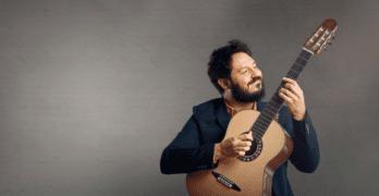 El cantante español, El Kanka.
