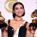 Dua Lipa Grammys 2019