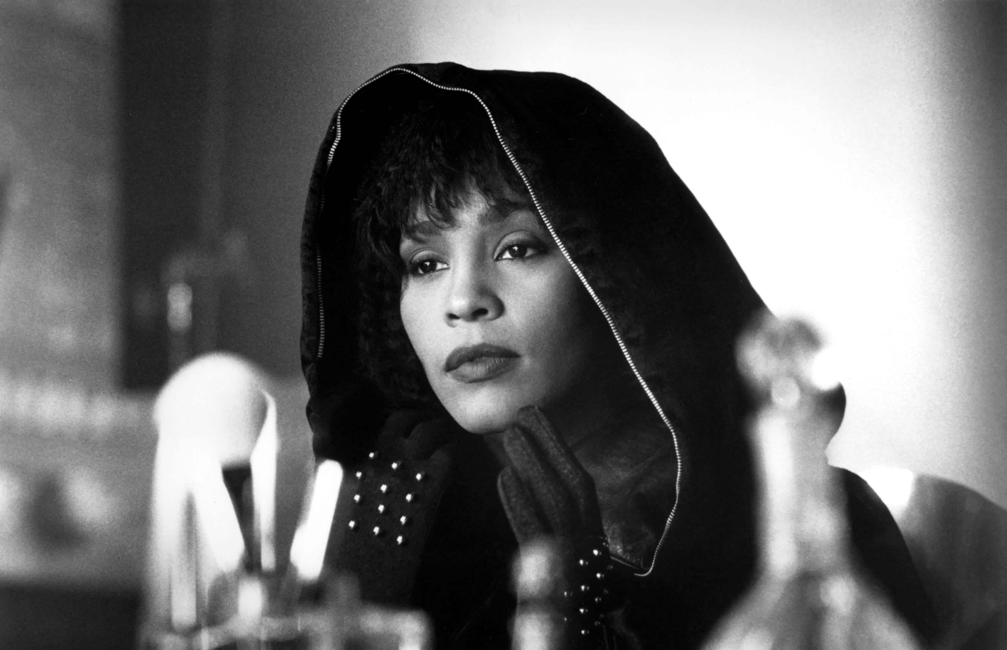 Whitney Houston en El Guardaespaldas
