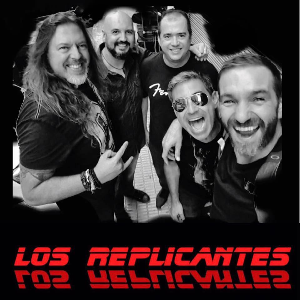 Grupos Los replicantes Castellón