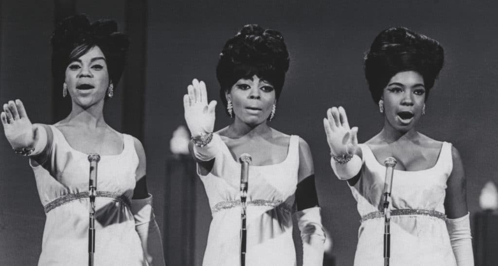 Grupos de chicas: The Supremes