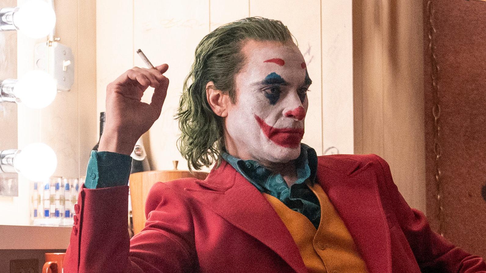 Joaquin Phoenix protagonizando el Jocker